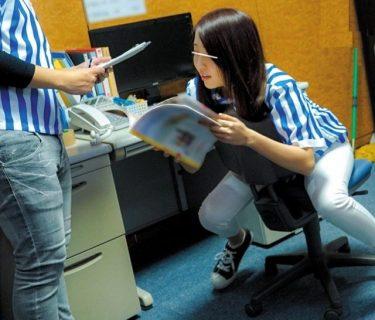 羽月希 女子大生のコンビニバイトが店長から電マ責めレイプされる 画像