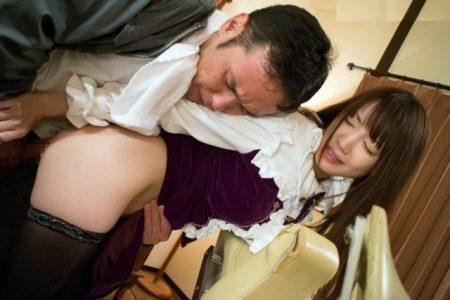 鈴木心春 名門神代家の長女琴音が使用人に襲われ凌辱レイプされる 画像