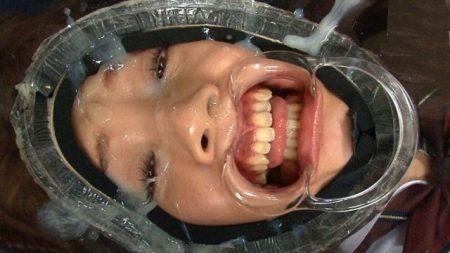 みづなれい JKがぶっかけ部屋に監禁されて顔面がザーメン塗れになる 画像