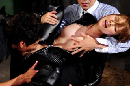 大橋未久 潜入捜査官の女が敵に捕らえられ凌辱輪姦レイプされる 画像