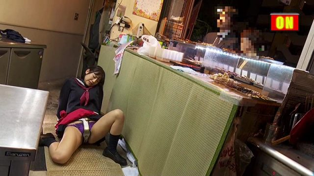 星奈あい 女子校生が媚薬貞操帯を付けられバイト先の店長に犯される動画 画像