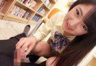 渚みつき ビッチな生徒会長が同級生にマンコとアナルを見せつけてオナニーのお手伝いしてくれる動画 画像