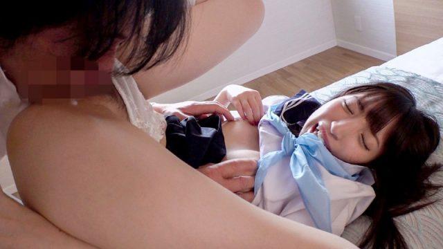 冬愛ことね 美少女JKが円光オヤジに濃厚ザーメンを中出しされちゃう動画
