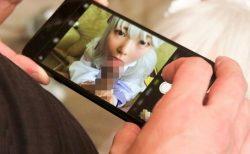 五十嵐星蘭 エロ自撮りを盗撮されたコスプレイヤーが隣人に襲われ中出しレイプされる動画 画像