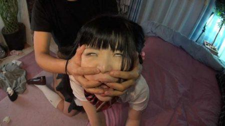 なごみ 女子校生が円光オヤジにマンコをガン突きされてアヘ顔を晒す動画 画像