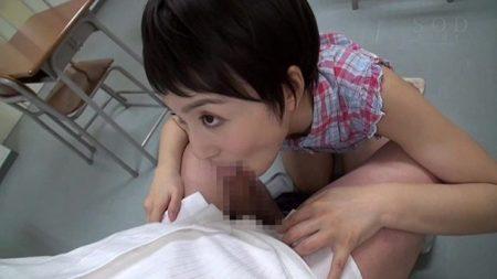 古川いおり エッチなお姉さんが童貞男のチンポをフェラ抜きしちゃう動画 画像