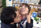 波多野結衣 携帯ショップの店員が変態客に時間を止められアナルまで舐められちゃう動画 画像