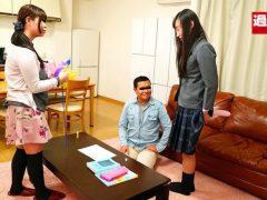 テストの点が悪かった教え子をアナル折●する変態家庭教師2(9)