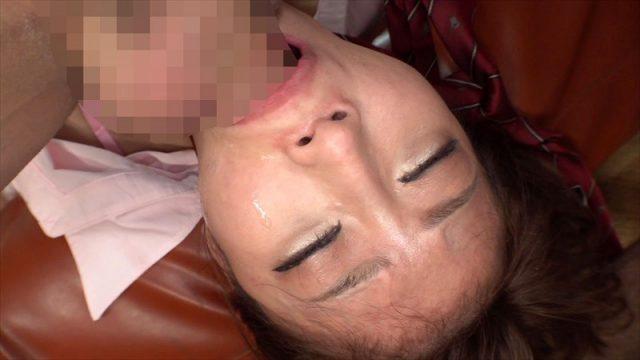 七瀬ひな イラマ大好きギャル女子校生が喉レイプで大量中出しされる動画 画像