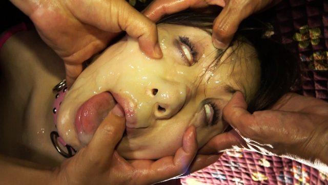 鹿間希海 女子アナの卵が生中出しされまくってアヘっちゃう動画
