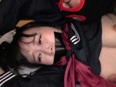 緊急公開 帰宅途中の女子●生を付け狙う 連れ去り監禁中出しレ●プ映像 被害者くるみ 百田くるみ(2)