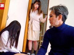 痴●を邪魔する正義感女子大生にイっても止めない追い打ちイカセ2(13)