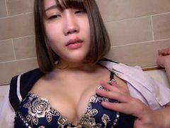 パコ撮りNo.24 体育会系のグラマーな陥没乳首巨乳J○(3)